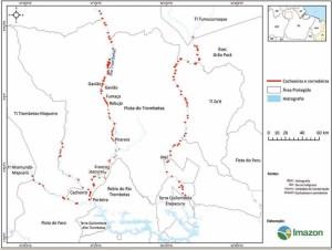 image 44 300x226 - Plano de Manejo da Floresta Estadual de Trombetas