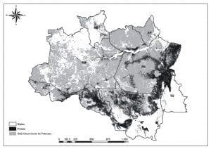 image 610 300x212 - Informative Note - Deforestation Report (SAD) February 2014