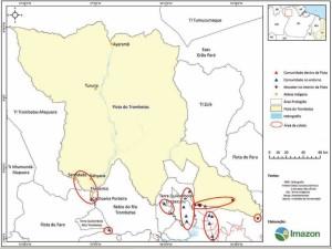 image 89 300x225 - Plano de Manejo da Floresta Estadual de Trombetas