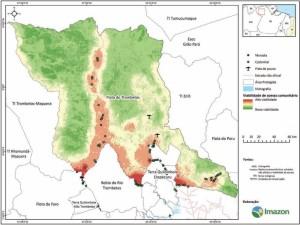 image 92 300x225 - Plano de Manejo da Floresta Estadual de Trombetas