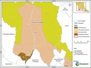 image29 300x225 - Plano de Manejo da Floresta Estadual de Trombetas