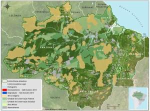 image3 300x222 - Boletim do Desmatamento (SAD) janeiro de 2014