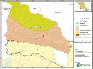 image30 300x223 - Plano de Manejo da Floresta Estadual de Trombetas