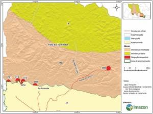 image35 300x224 - Plano de Manejo da Floresta Estadual de Trombetas