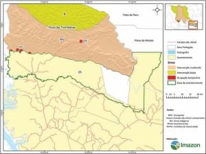 image36 300x224 - Plano de Manejo da Floresta Estadual de Trombetas