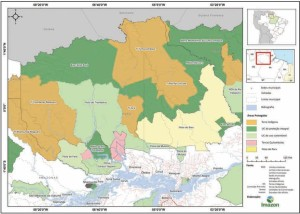 image83 300x214 - Resumo Executivo do Plano de Manejo da Floresta Estadual do Paru