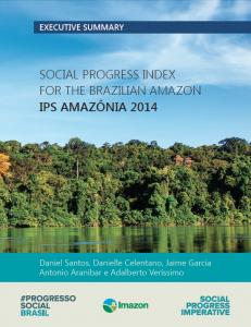 image 231x300 - Social Progress Index for the Brazilian Amazon: IPS Amazônia 2014 (Executive Summary)