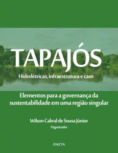 tapajos 231x300 - O risco de desmatamento associado a doze hidrelétricas na Amazônia