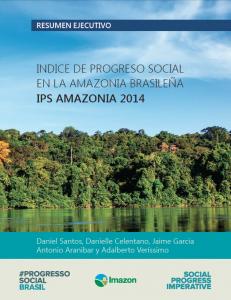 ResEjec ipsAmazonia 231x300 - Índice de Progresso Social en la Amazonia Brasileña - IPS Amazonia 2014 (Resumen Ejecutivo)