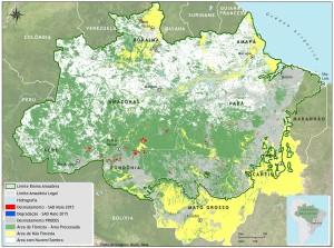 html mapa sad nuv 05 2015 bioma 300x223 - Boletim do desmatamento da Amazônia Legal (maio de 2015) SAD