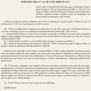 portaria_MMA_138