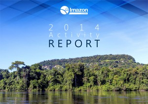 Imazon Activity Report 2014