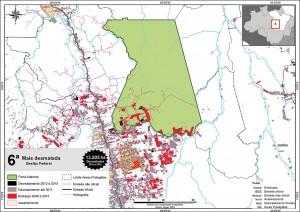 fig 20 UCS+Desm 300x212 - Unidades de Conservação mais desmatadas da Amazônia Legal (2012-2015)