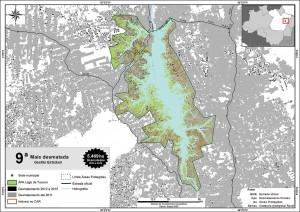 fig 30 UCS+Desm 300x212 - Unidades de Conservação mais desmatadas da Amazônia Legal (2012-2015)
