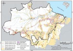 Frig Fig 22 Areasdesmatadas1 300x212 - Os frigoríficos vão ajudar a zerar o desmatamento da Amazônia?
