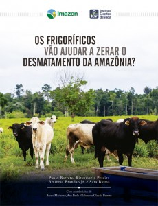 Frigorificos e o desmatamento da Amazônia