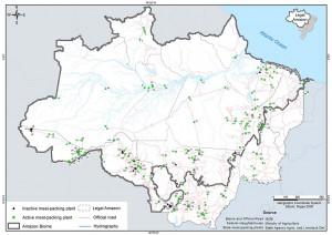 Fig 06 Localização 157 frigoríficos ingles 300x212 - WILL MEAT-PACKING PLANTS HELP HALT DEFORESTATION IN THE AMAZON?