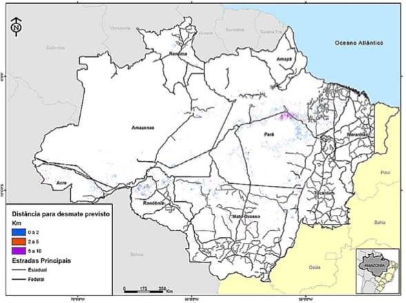 avaliacao agosto 2010 julho 2011g - Boletim Risco de Desmatamento: Avaliação de Resultados (Agosto de 2010 a Julho de 2011)