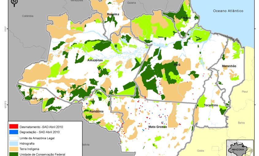 desmatamento mensal na amazonia legal 2010 abril g 1 845x510 - Desmatamento Abril 2010
