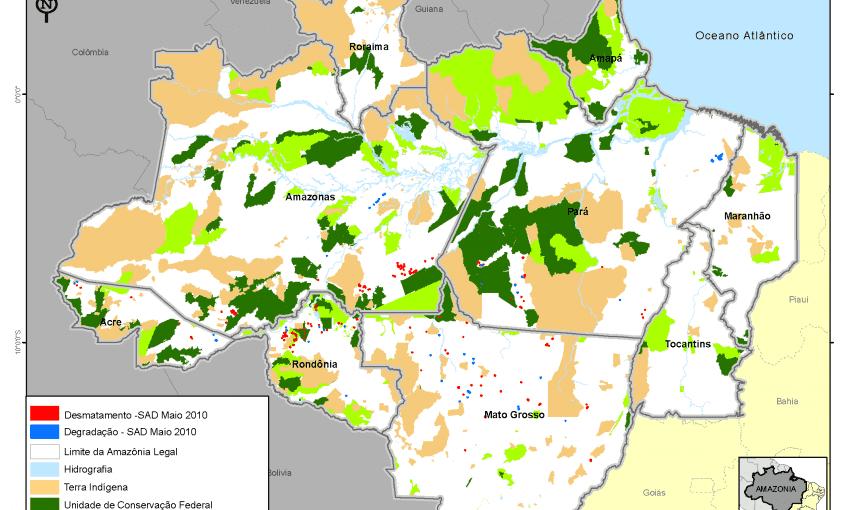 desmatamento mensal na amazonia legal 2010 maio g 1 845x510 - Desmatamento Maio 2010
