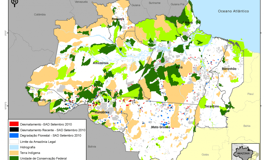 desmatamento mensal na amazonia legal 2010 setembro g 1 845x510 - Desmatamento Setembro 2010