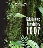 2007 - Relatório de Atividades 2007