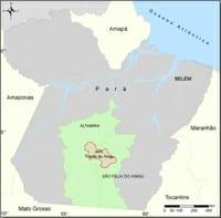 apa do xingu 2007 1 - Boletim Transparência Florestal APA Triunfo do Xingu (Agosto de 2011 a Janeiro de 2012)