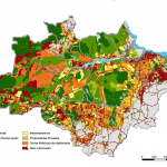 mapa 150x150 - O Aumento no Desmatamento na Amazônia em 2013: um ponto fora da curva ou fora de controle?