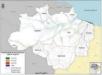 risco de desamatamento agosto 2010 julho 2011v - Boletim Risco de Desmatamento (Agosto de 2010 a Julho de 2011)