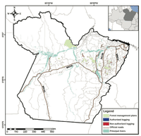 state of para 2007 2008 - Forest Management Transparency Report - State of Pará (2007 - 2008)