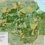 mapa21 150x150 - Deforestation Report (SAD) June 2014