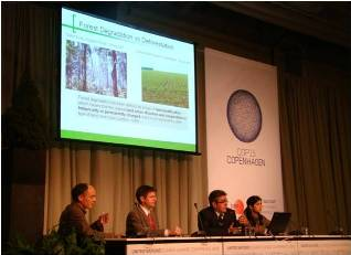making it 1 - Evento Paralelo: Making it happen - monitoring forest emissions and governance to achieve REDD