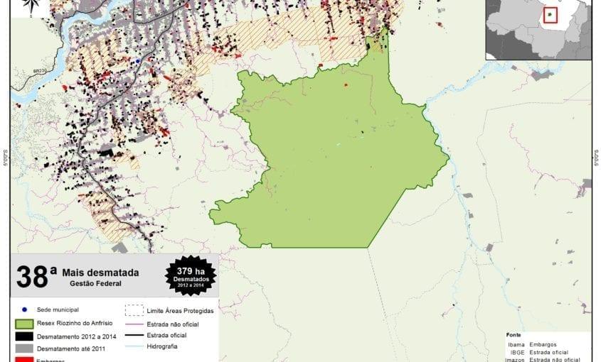 38 Resex Riozinho do Anfrísio 845x510 - Resex Riozinho do Anfrísio