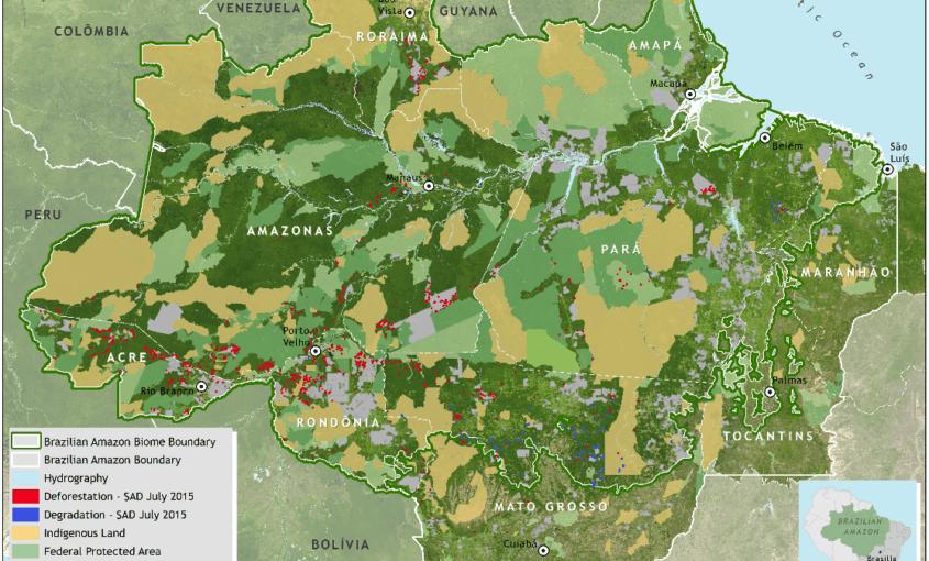 Captura de Tela 2015 09 04 às 10.18.08 845x510 - Deforestation report for the Brazilian Amazon (July 2015) SAD