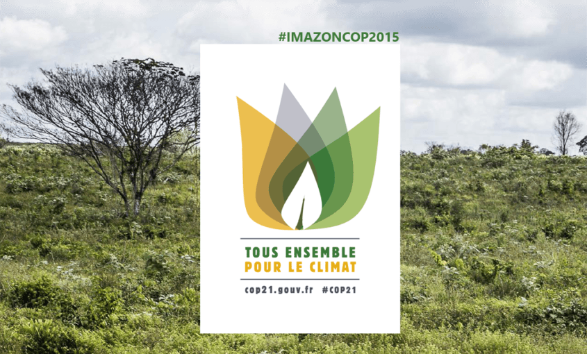 ImazonCOP2015 845x510 - Imazon at COP-21