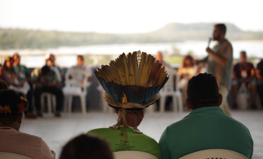 MG 7592 845x510 - Povos, comunidades tradicionais e gestores debateram estratégias de gestão integrada em Áreas Protegidas do Pará e Amapá