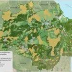 Map SAD september 2015 150x150 - Deforestation report for the Brazilian Amazon (September 2015) SAD