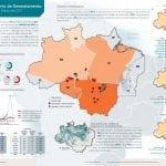 SAD fevereiro marco 2017 2 150x150 - Boletim do desmatamento da Amazônia Legal (fevereiro e março de 2017) SAD