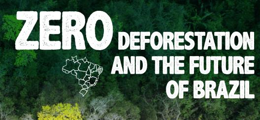 Zero Deforestation - Zero Deforestation and the future of Brazil