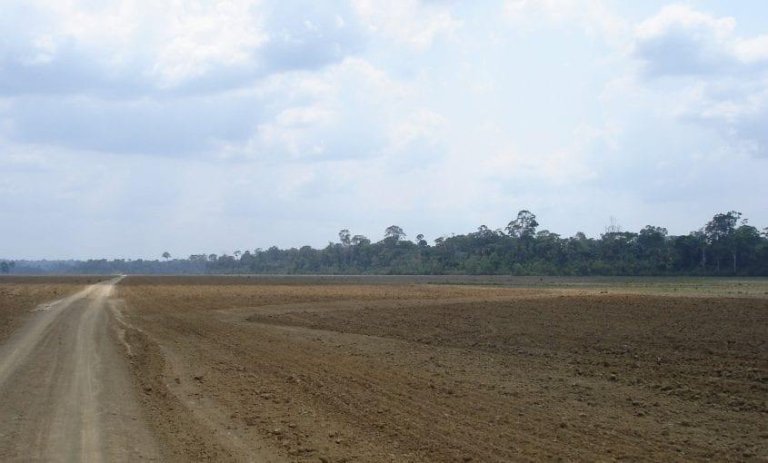 Desmatamento na Amazônia Foto Sociobio Amazonia Flickr. 845x510 - As fissuras da barreira de áreas protegidas
