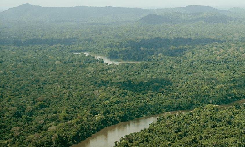 EstadoAps desmatamento 845x510 - O Estado das Áreas Protegidas: desmatamento