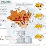 SAD junho 2018 150x150 - Boletim do desmatamento da Amazônia Legal (junho 2018) SAD