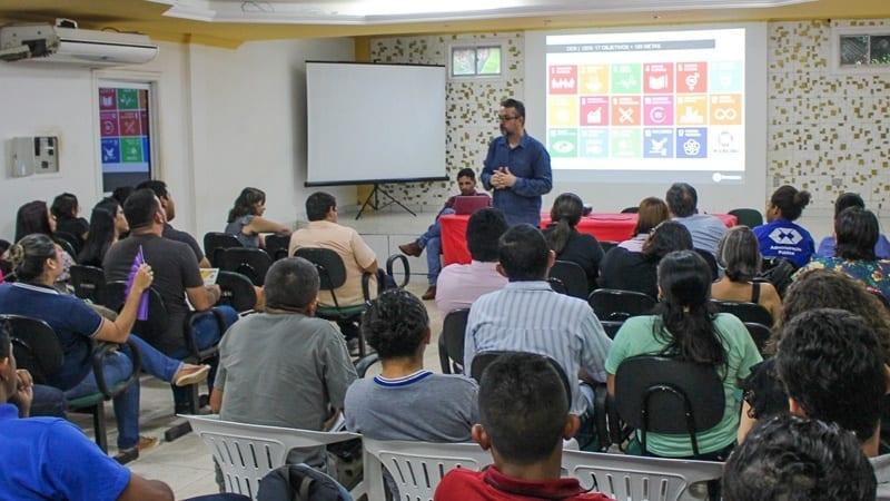 IPS Juruti Imazon 02 - Índice de Progresso Social começa a ser discutido e viabilizado em Juruti