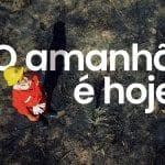 """amanha e hoje 150x150 - Documentário inédito """"O Amanhã é Hoje"""" expõe impactos das mudanças climáticas na vida de brasileiros"""