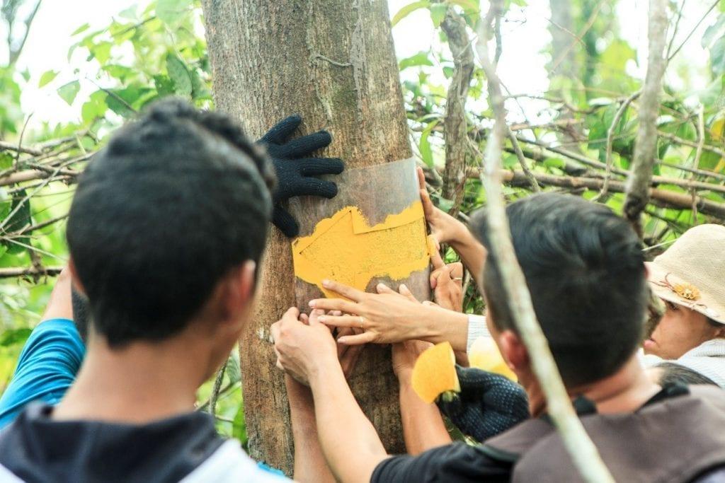 calhanorte1 1024x683 - #ImagemDoDia: A sociedade engajada pela educação ambiental nas comunidades: o Programa de Agentes Ambientais da Calha Norte
