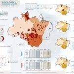 INFBoletimSAD Fev2019 150x150 - Boletim do desmatamento da Amazônia Legal (fevereiro 2019) SAD