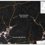 estradas 150x150 - #ImagemDoDia - Estradas não oficiais predominam no bioma Amazônico