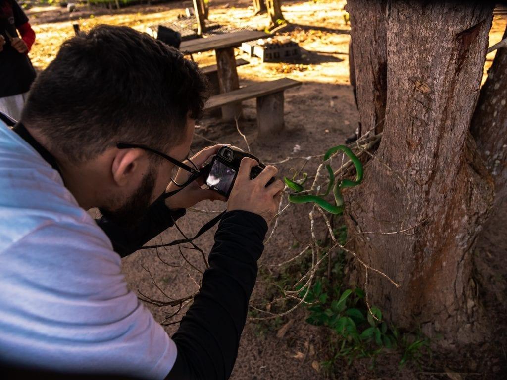 P1023742 1024x768 - Área rica em espécies da fauna silvestre é diagnosticada em Juruti