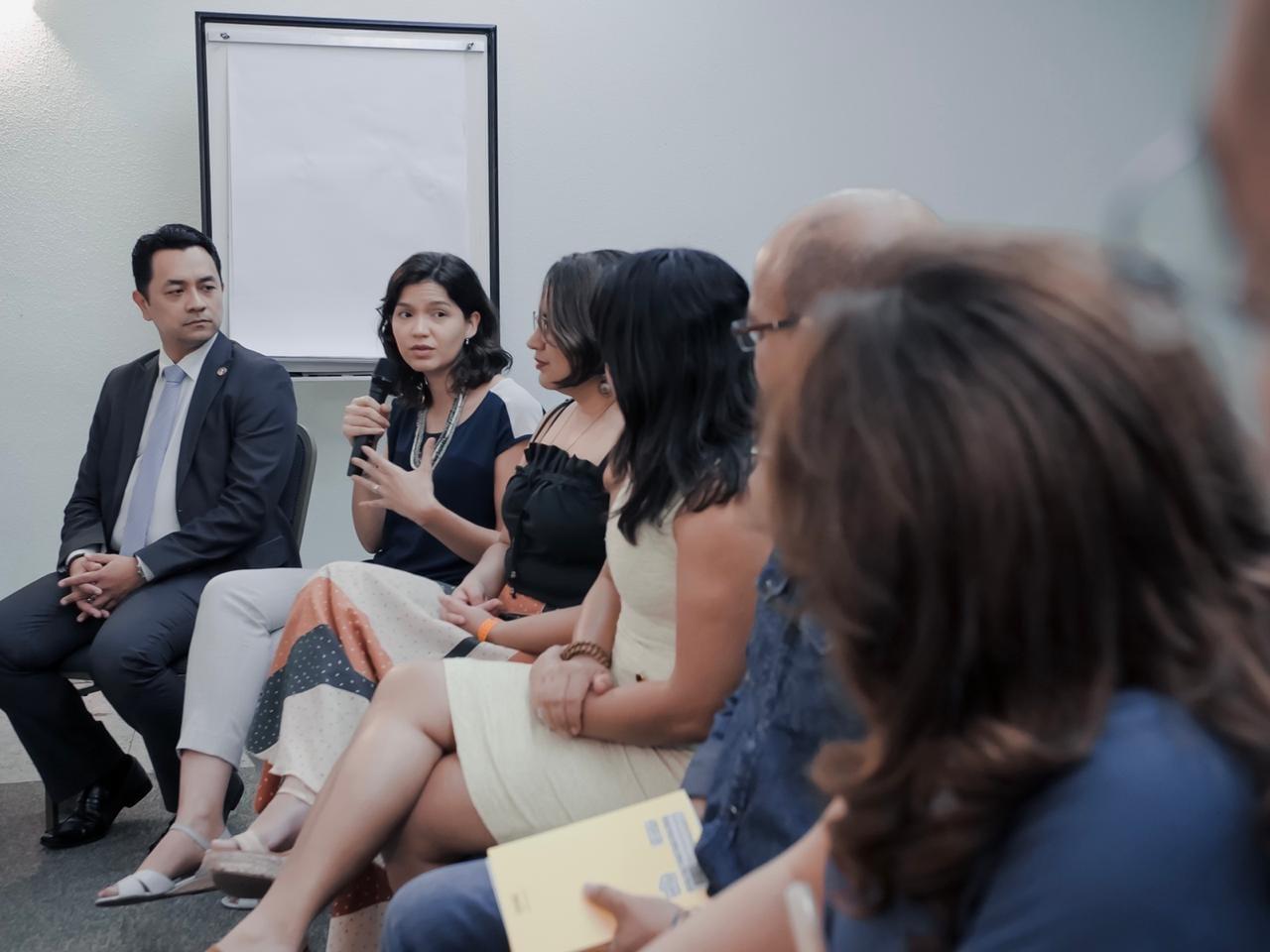 oficina 4 - Oficina discute participação, transparência e inovação na gestão fundiária estadual