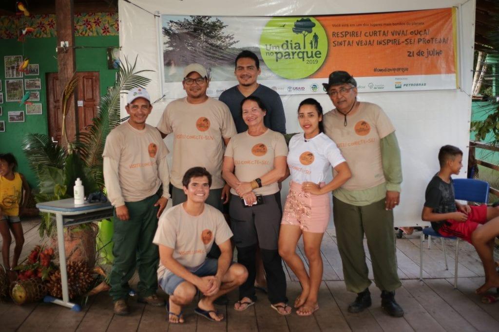 """20190721183430 IMG 1851 1024x683 - Campanha """"Um dia no Parque"""" leva famílias para Unidades de Conservação em todo o país"""